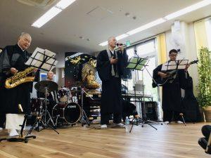 西栄寺バンド