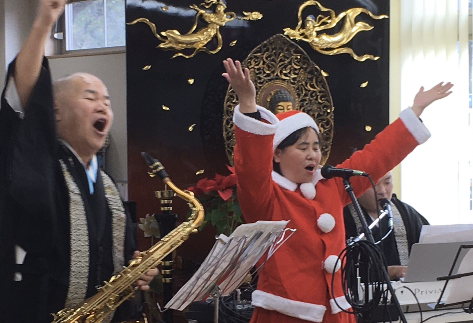 お寺の介護deクリスマス